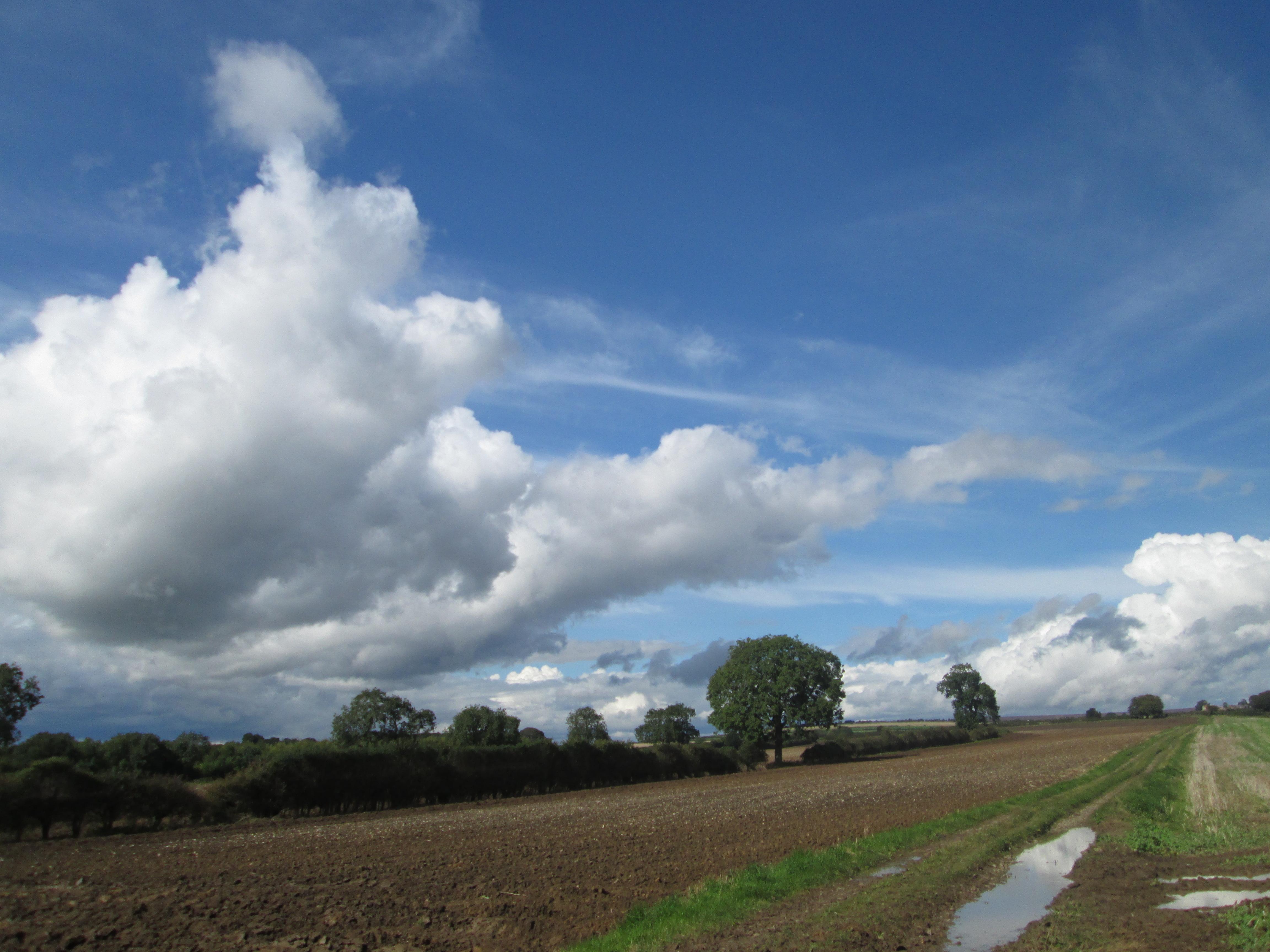 Sky near Fadmoor